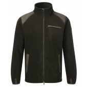 SHOOTERKING Hunter Fleecejacke braun
