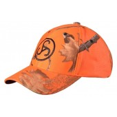 Sauer Cap Camouflage orange one size