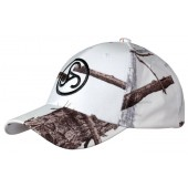 Sauer Cap Camouflage snow one size