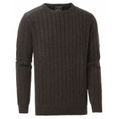 Chevalier Fjord Plated Sweater braun
