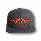 Blaser Cap Classic Snapback one size grau/orange